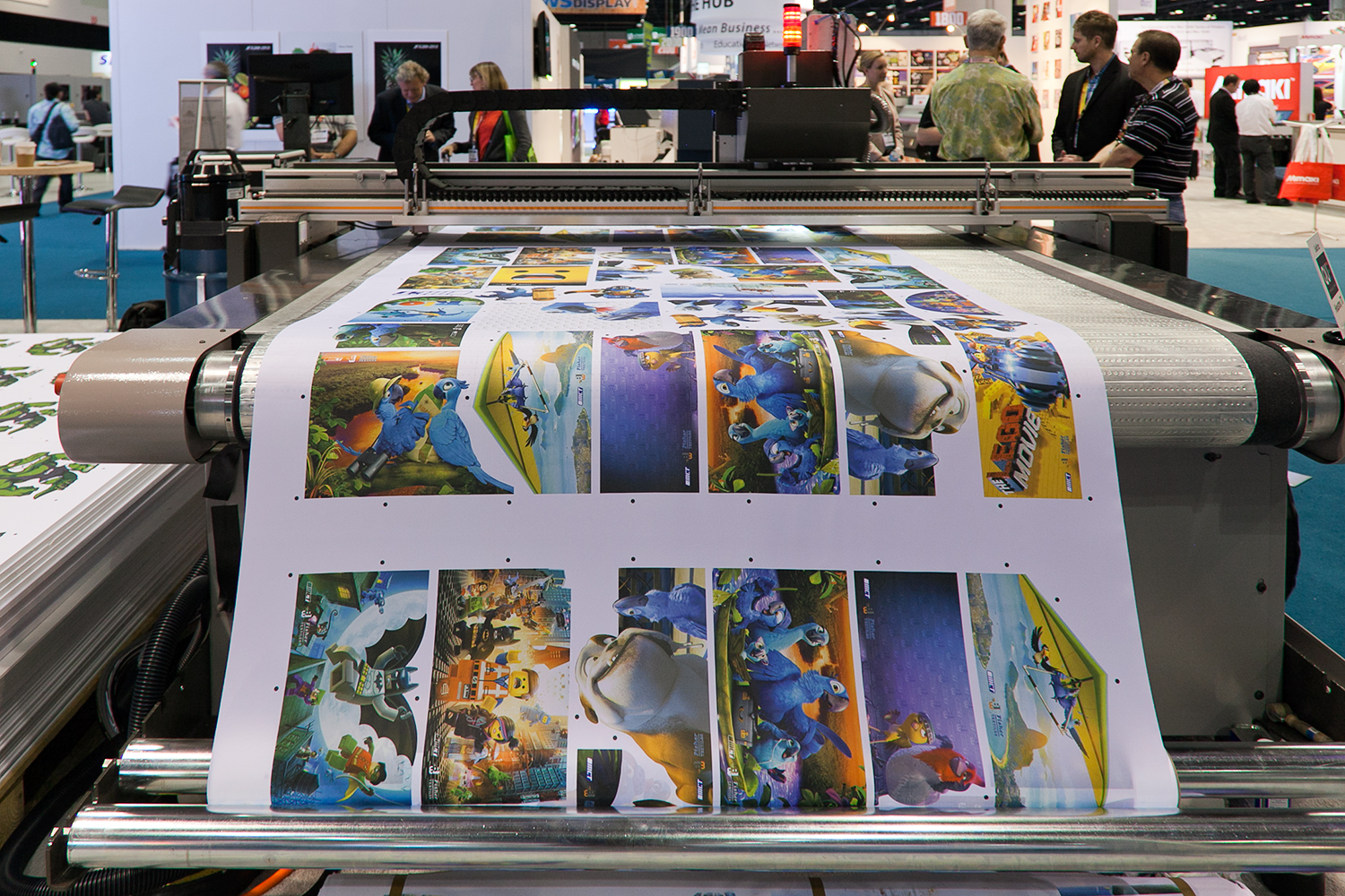 how your office can benefit from a large format printer asl