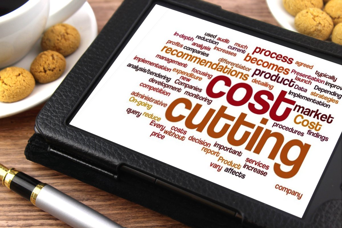managed print services cost cutting