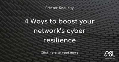 4 Ways to boost your network's cyber resilience
