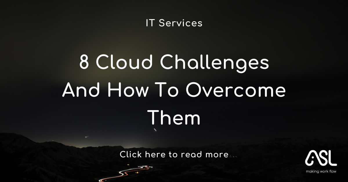 8 Cloud Challenges And How To Overcome Them