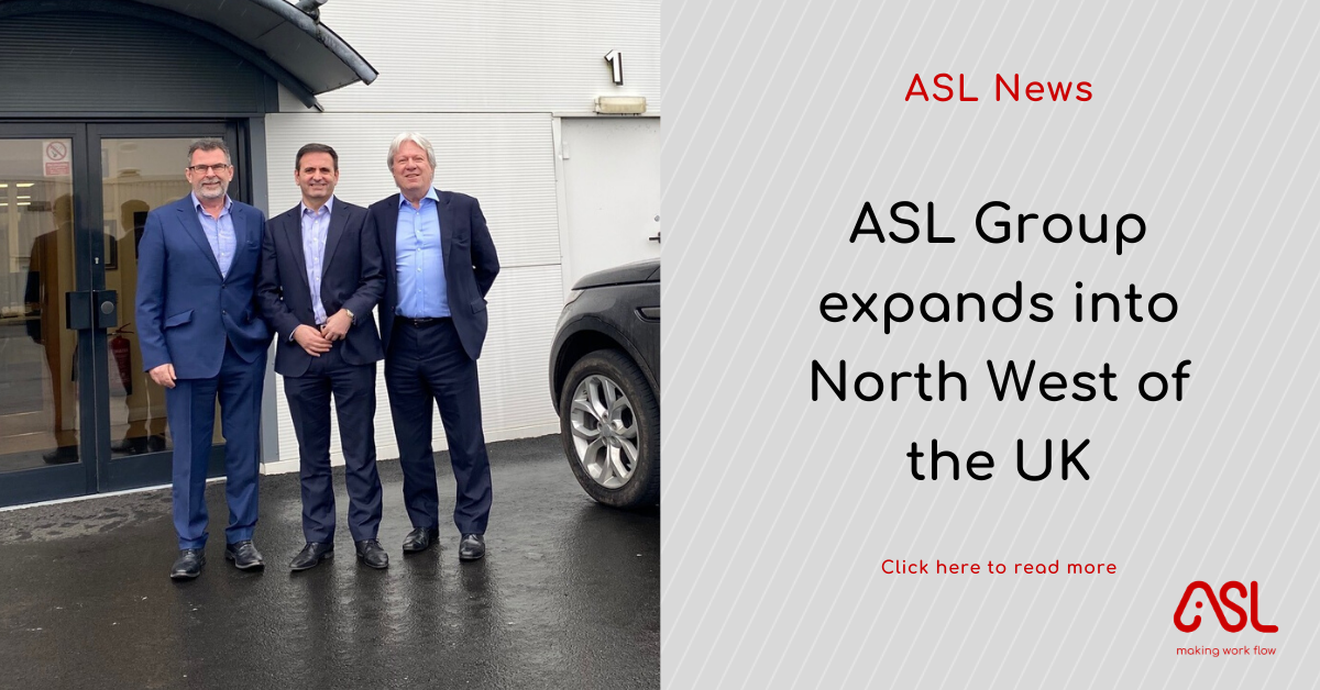 ASL Group expands into North West of the UK