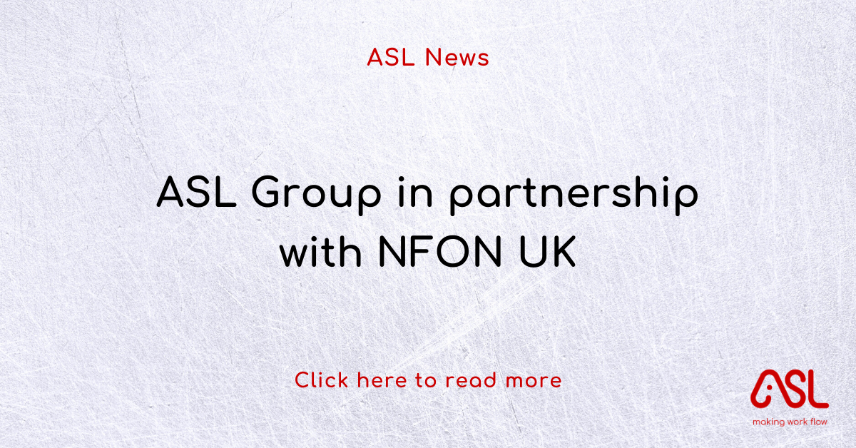 ASL Group in partnership with NFON UK