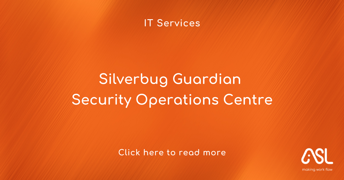 Silverbug Guardian: Security Operations Centre