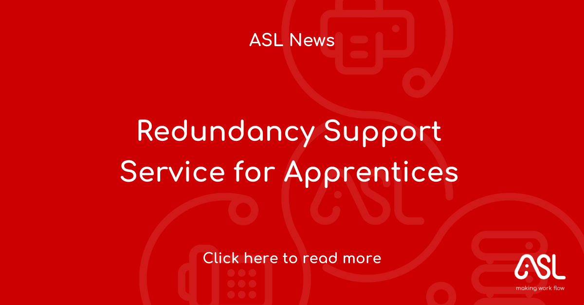 Redundancy Support Service for Apprentices