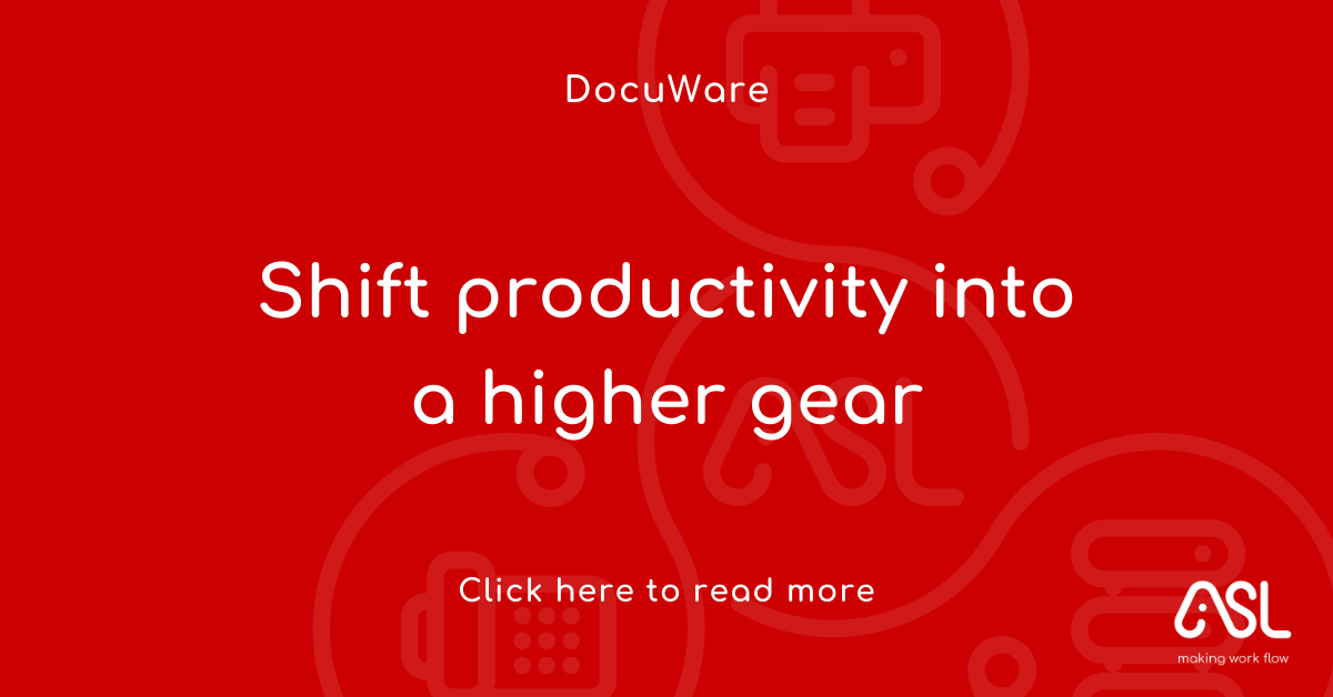 Shift productivity into a higher gear